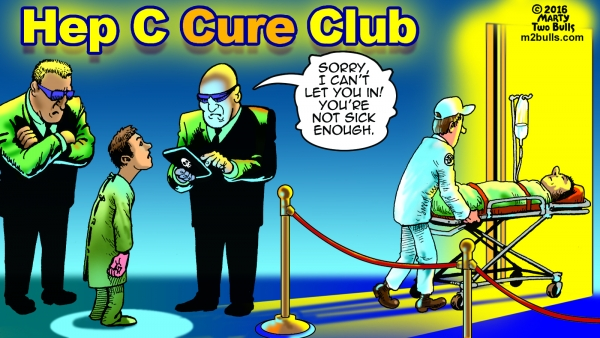 Hepatitis C Cure Club