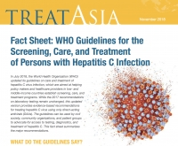 Hep C Guidelines - An Executive Summary